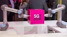 5G ist die wahre Revolution: Telekombranche erfindet sich neu