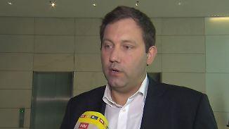 """SPD-Generalsekretär über den GroKo-Streit: """"Die SPD-Parteispitze steht zusammen"""""""