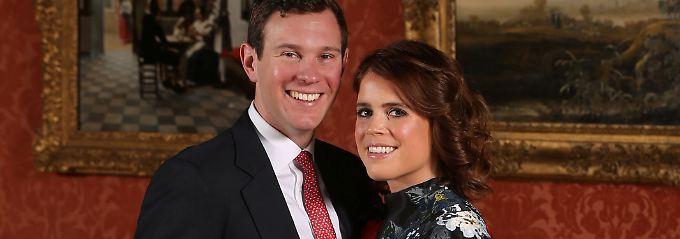 Eugenie macht's Harry nach: Nächstes Queen-Enkelkind will heiraten