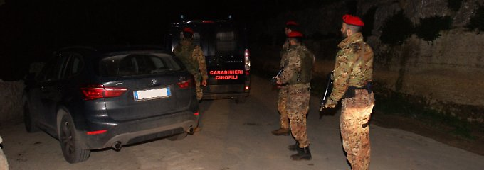 "Rundumschlag gegen Cosa Nostra: Carabinieri ""enthaupten"" Mafia-Spitze"