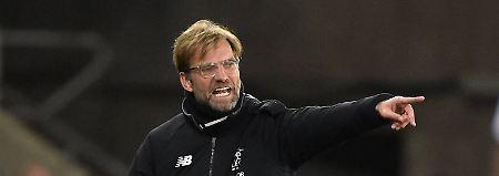 Erste Pleite nach 18 Spielen: Liverpool blamiert sich beim Schlusslicht