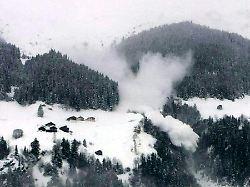 Höchste Alarmstufe in Davos: Lawinengefahr in den Alpen wächst