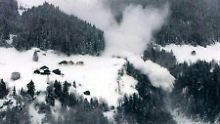 Zweithöchste Alarmstufe in Davos: Lawinengefahr in den Alpen bleibt