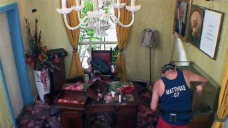 Vierter Dschungeltag im Weißen Irrenhaus: Matthias übernimmt die Weltherrschaft der Widerlichkeit