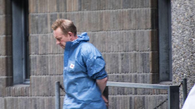 Madsen bestreitet den Mord.