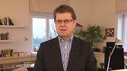 """Stegner zum Umfragetief: """"Im Augenblick wird ein bisschen Stimmung gemacht gegen die SPD"""""""