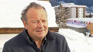 """Korruptionsexperte im Davos-Interview: """"Die Egoisten haben das Wort hier"""""""