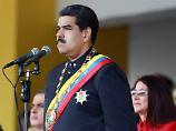 Lebensmittel gegen Stimmen?: Maduro will Präsidentschaftswahl vorziehen