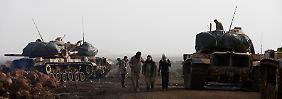 Invasion im Norden Syriens: SDF: Auch Deutsche kämpfen gegen Türken