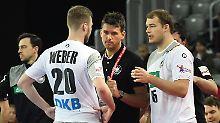 """Frustrierter Weber als X-Faktor: Unsortierte """"Bad Boys"""" suchen ihre Mitte"""