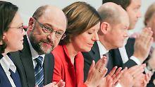 SPD in der Führungskrise: Wer, wenn nicht Schulz?