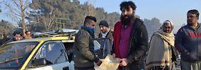 Trotz erneutem Anschlag: Abschiebeflug landet in Kabul