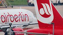 """Der Börsen-Tag: Marke """"Air Berlin"""" steht zum Verkauf"""
