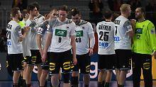 Traum vom Halbfinale zerplatzt: Deutschland scheidet bei Handball-EM aus