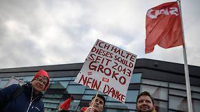 Kurzzeitmitgliedschaft gegen GroKo: SPD-Führung hält nichts von der Juso-Kampagne