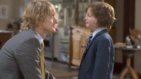 """""""Ich will dein Gesicht sehen, denn es ist das Gesicht meines Sohnes, den ich sehr liebe."""" Owen Wilson möchte man zum Vater haben, auf jeden Fall."""