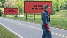 Grandios! Ansehen!: Three Billboards Outside Ebbing, Missouri