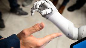 Konkurrenz durch Maschinen: Digitalisierung frisst bis zu 75 Prozent aller Arbeitsplätze