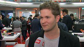 """Digitalkonferenz DLD in München: Lars Bachem, Internetunternehmer: """"Müssen der Technologie wieder mehr Herr werden"""""""