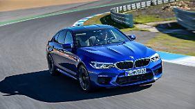 Der BMW M5 ist Bestseller im Segment.