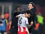 Sechs Tore in der 2. Liga: Nürnberg schlägt Union Berlin mit Glück