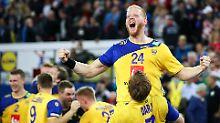 Olympiasieger scheitert: Schweden folgt Spanien ins EM-Finale