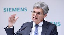 Der Börsen-Tag: Siemens-Chef attackiert AfD-Politikerin Weidel