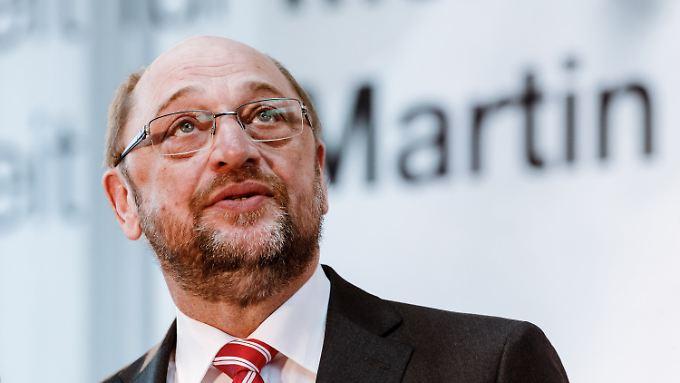SPD-Vorsitz und Ministeramt - vielleicht etwas viel für Martin Schulz.