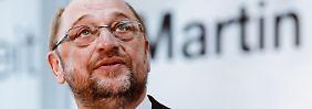 Zickzackkurs, die Zweite?: Warum Schulz nicht Minister werden sollte