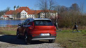 Jubeln dürften beim Volvo XC40 vor allem die, die aus dem Premium-Mainstream ausbrechen wollen.