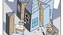 Zerstrittene Erben: Teilungsversteigerung kann helfen