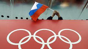 """""""Nicht unschuldig, aber keine Beweise"""": CAS hebt Dopingsperre gegen 28 russische Athleten auf"""