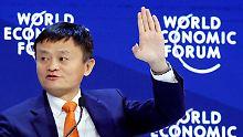 Prognose angehoben: Alibaba zerstreut Wachstumsbedenken