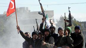 Helden gegen böse Kurden: Erdogans Krieg facht türkische Vaterlandsliebe an