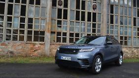 Freunde kantiger SUV wird der Range Rover Velar nicht ansprechen. Die, die etwas anderes suchen, schon.