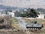 Täglicher Beschuss aus Afrin: Türkische Grenzstadt lebt in ständiger Angst