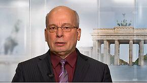 """Rainer Wendt im n-tv Interview: """"Wir haben ein großes gesellschaftliches Problem"""""""