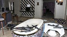 Lieferant festgenommen: Paddock kaufte panzerbrechende Munition