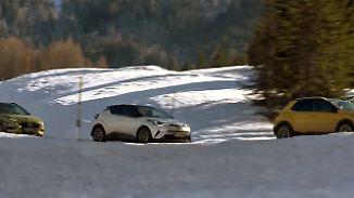 Kleine SUVs mit großen Ansprüchen: Kompaktmodelle von Toyota, Hyundai und Kia im Vergleich