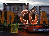 GroKo verpasst Klimaziel 2020: Gesetz soll CO2-Einsparungen festschreiben