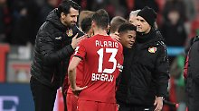 Abhaken und nach vorn schauen - Leverkusen muss am Dienstag im Pokal ran.