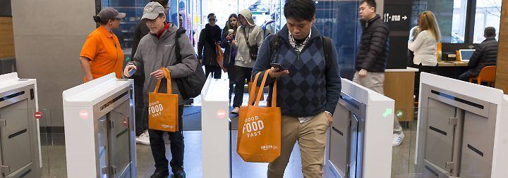 n-tv Ratgeber: Amazon-Supermarkt zündet nächste Stufe der digitalen Überwachung