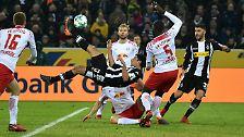 Borussia Mönchengladbach - RB Leipzig (0:1)