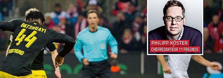 """Philipp Köster analysiert den Spieltag: """"Ganz oben mitzuspielen, wird für den BVB mit dieser Leistung schwierig"""""""