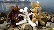 Bären, Stahltropfen und Dackel: Olympia-Maskottchen - von kuschelig bis total skurril