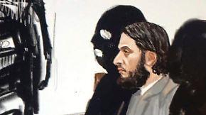 """Mutmaßlicher Paris-Attentäter vor Gericht: Abdeslam: """"Macht mit mir, was ihr wollt"""""""