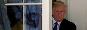 Ermittlungen in Russlandaffäre: Anwälte raten Trump von Aussage ab