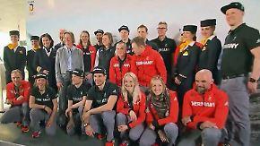 Olympiateam bricht auf: Nur Medaillenkandidaten fliegen Business-Klasse