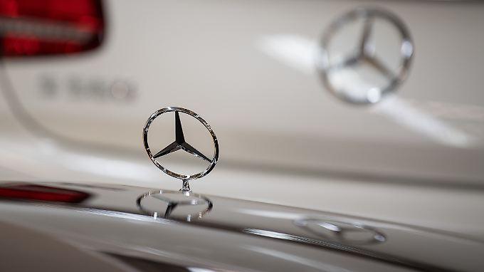 Daimler begrüßt das Interesse von langfristig orientierten Anteilseignern.
