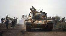 Gefangene IS-Kämpfer getötet?: Irakische Kurden bestreiten Massenmord